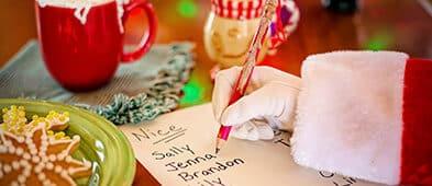 weihnachtsliste